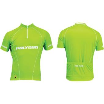 Polygon Jersey Blow - Hijau