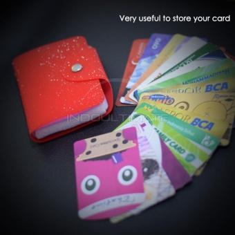 35 In 1 Korean Premium Card Walletdompet Kartu Atmcredit Card Or 91 Source · PREMIUM Korean