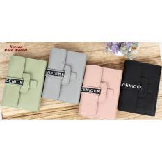 HW Korean Wallet Card / Dompet KartuIDR46750. Rp 48.000