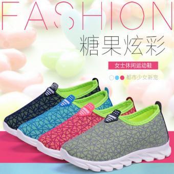 Promo Sepatu Pria Wanita - Korea style - Tosca - 3