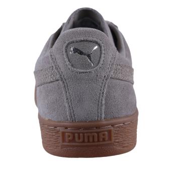 ... Puma Suede Classic Citi Men's Basketball Shoes - Vintage Khaki ...