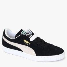 Puma Suede Classic+ Men's Lifestyle Shoes - Hitam