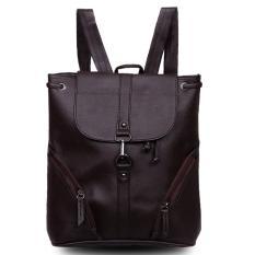 QuincyLabel Eiffel tas ransel wanita / women backpack - Dark Brown