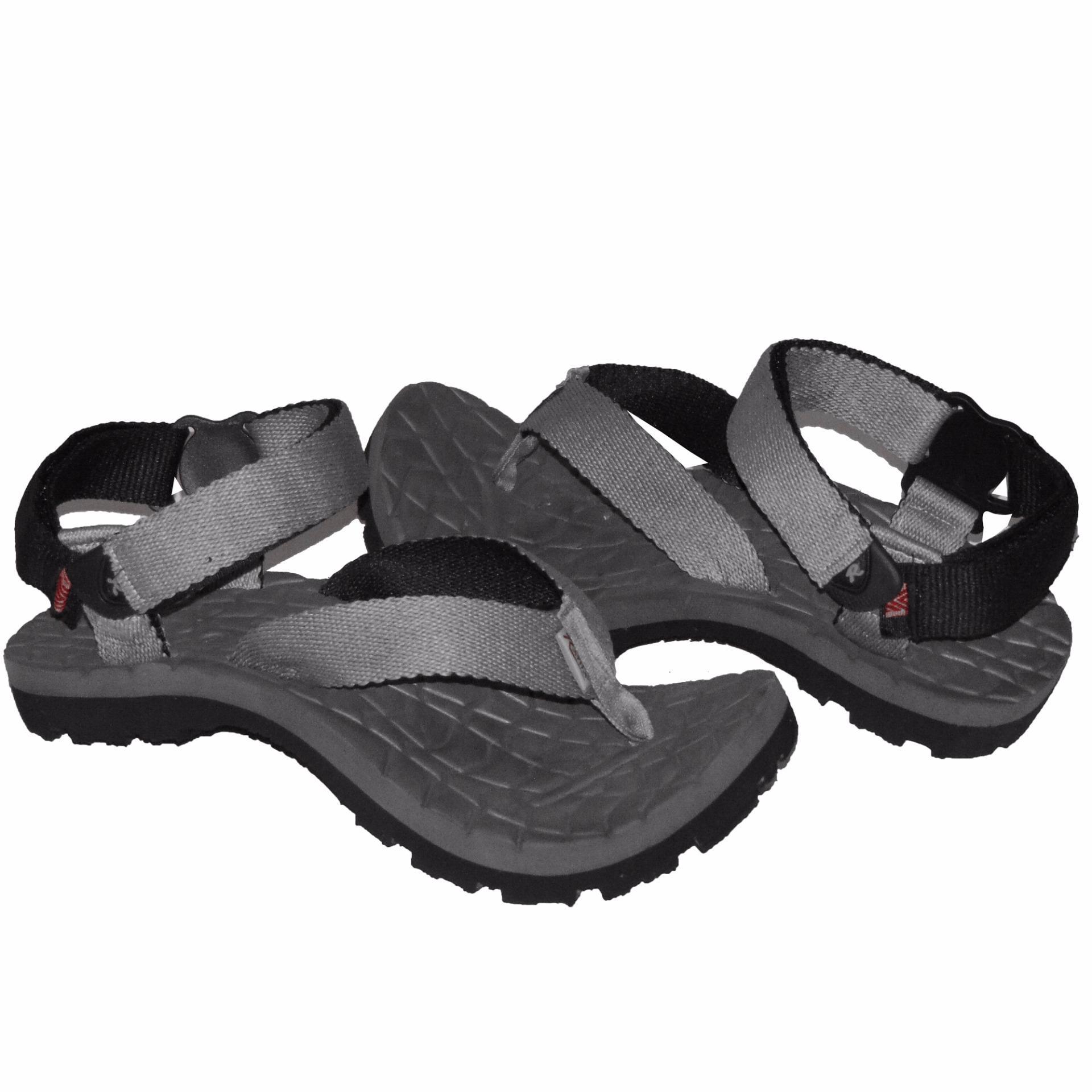 Rafila sepatu/sandal gunung - FJH - Abu .