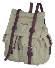 Raindoz Tas Backpack Wanita Best Seller RRHx017 Cream