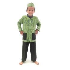 Rasya Setelan Busana Muslim koko anak