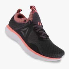 Reebok Astroride Run Fire Women's Running Shoes - Abu-abu-Pink
