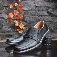 S. van Decka TK030 Sepatu Formal Pria - Hitam