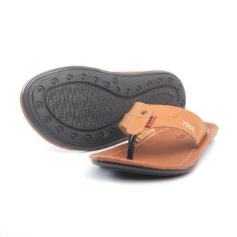 ... Salvo sandal kasual ZR-Tan - 5