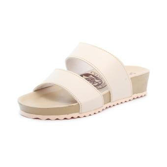 Salvora sandal trendy PW03 Krem - 3