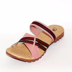 Sandal Kokop Flat Wanita JJT-15 Salem