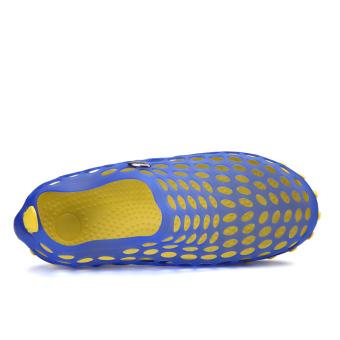 Harga Sandal Pria Sepatu Berjalan Sebab Lubang Pantai Biru Terbaru klik gambar.