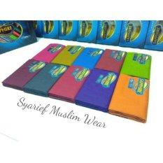 ... 1 Kotak 10 Bh Kain Sarung Muslim Pria Dewasa Merk Sapphire Putih Source