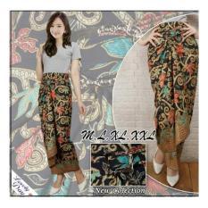 SB Collection Rok Maxi Lilit Chuchu Batik Long Skirt-Multicolor