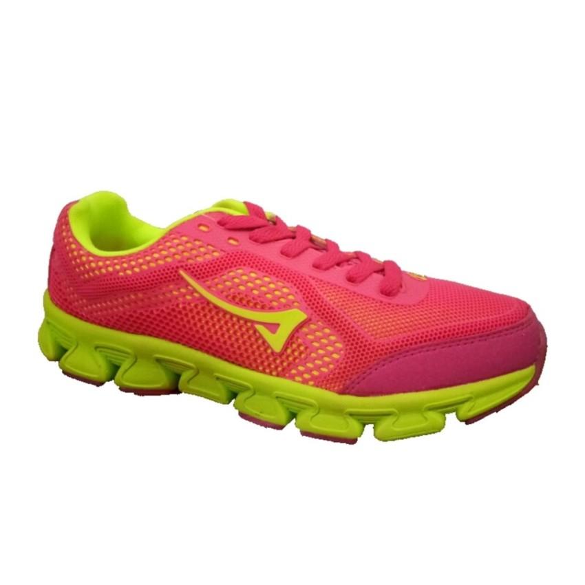 Sepatu Ardiles Abigail Merah Tosca - Sepatu Wanita - Sepatu Olahraga - Sepatu  Running - Sepatu fd3bfb5eed