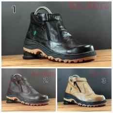 PDL Hiking Naik Gunung Adventure Source · Sepatu Boots Kickers Bison Safety  Kulit . 8cf010cc2c