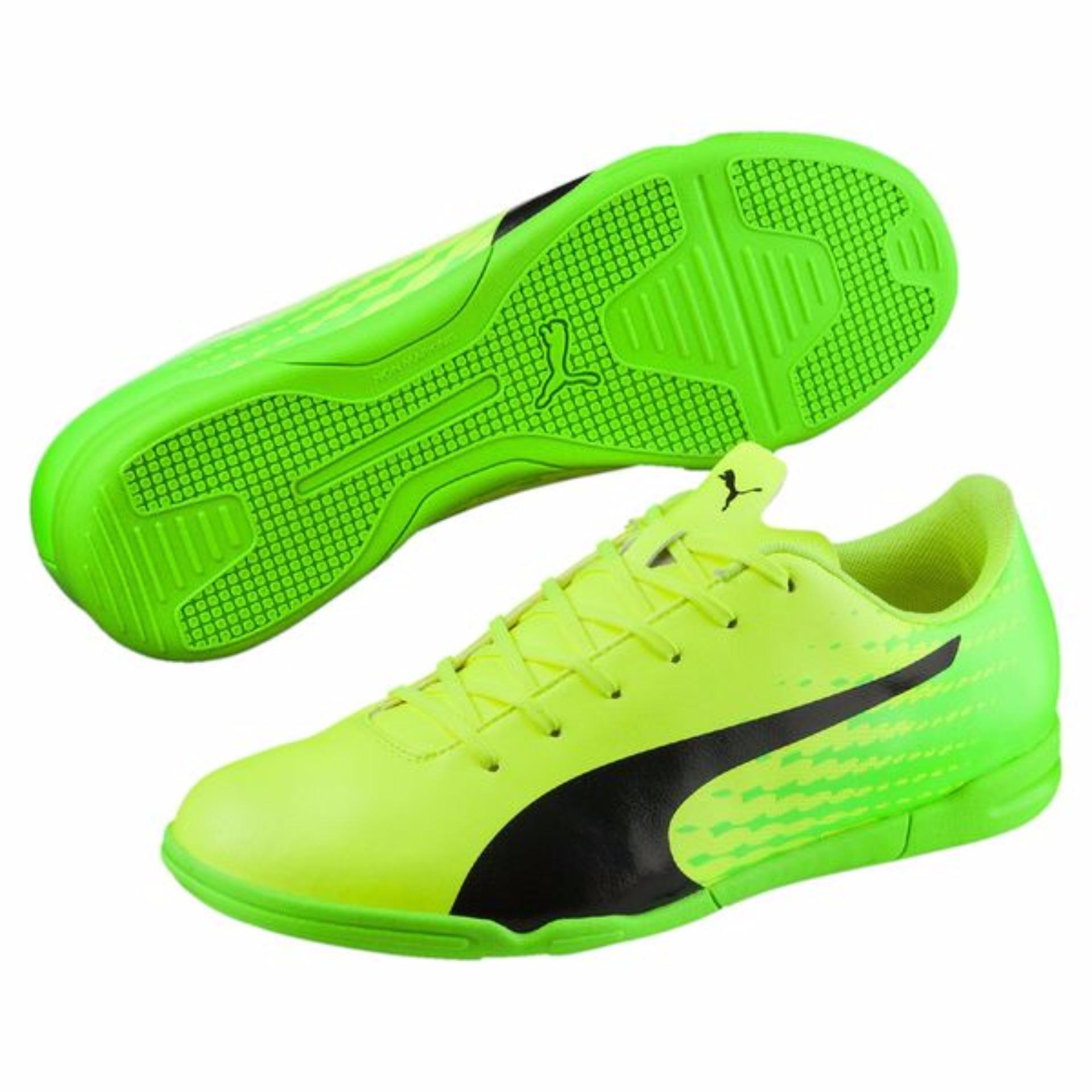 Sepatu Futsal Puma Evospeed 175 It Yellow Green 104027 01 - Daftar ... d3b4a74ea5