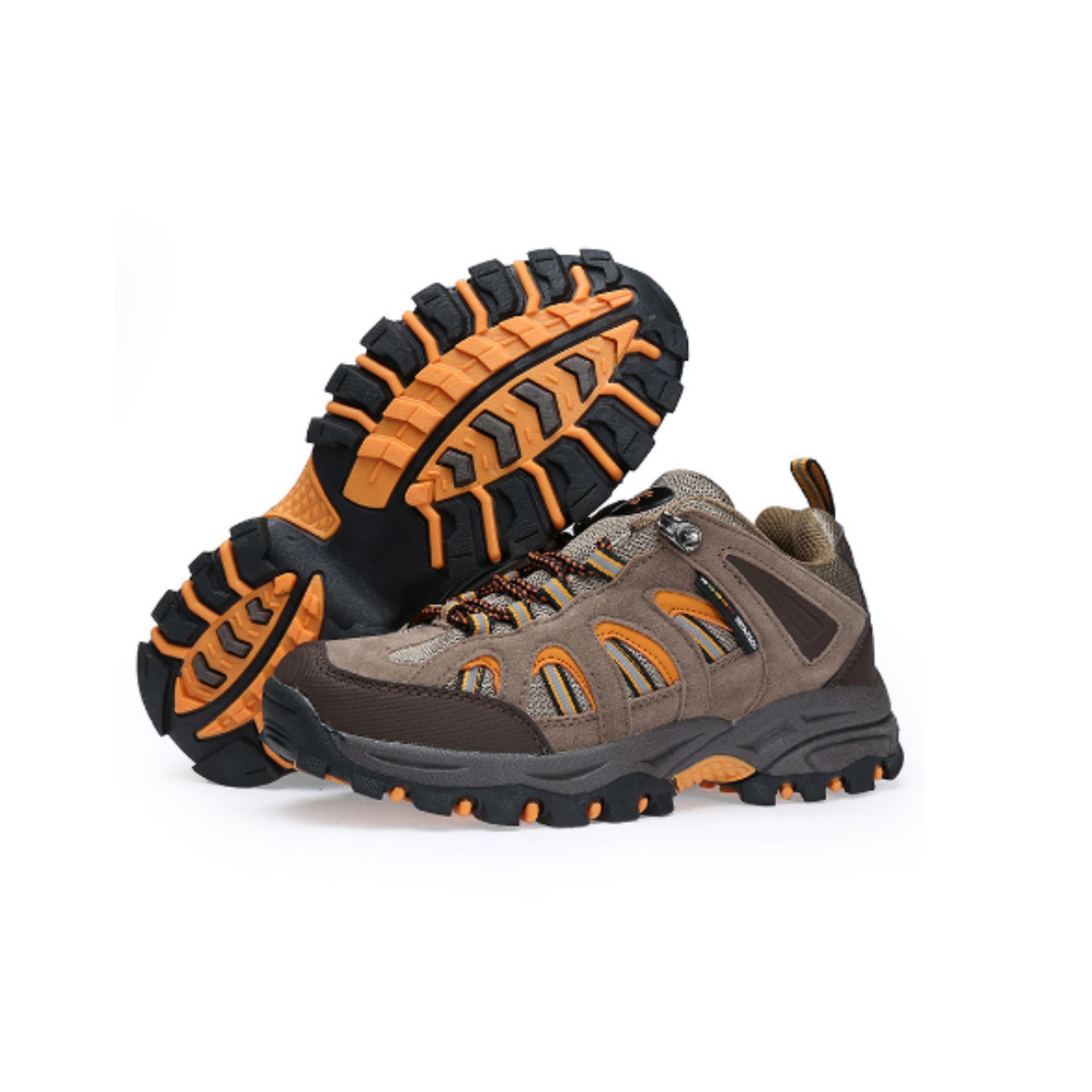 Snta Sepatu Hiking Wanita Sepatu Outdoor 602 01 Series Cokelat ... 557c29e2aa