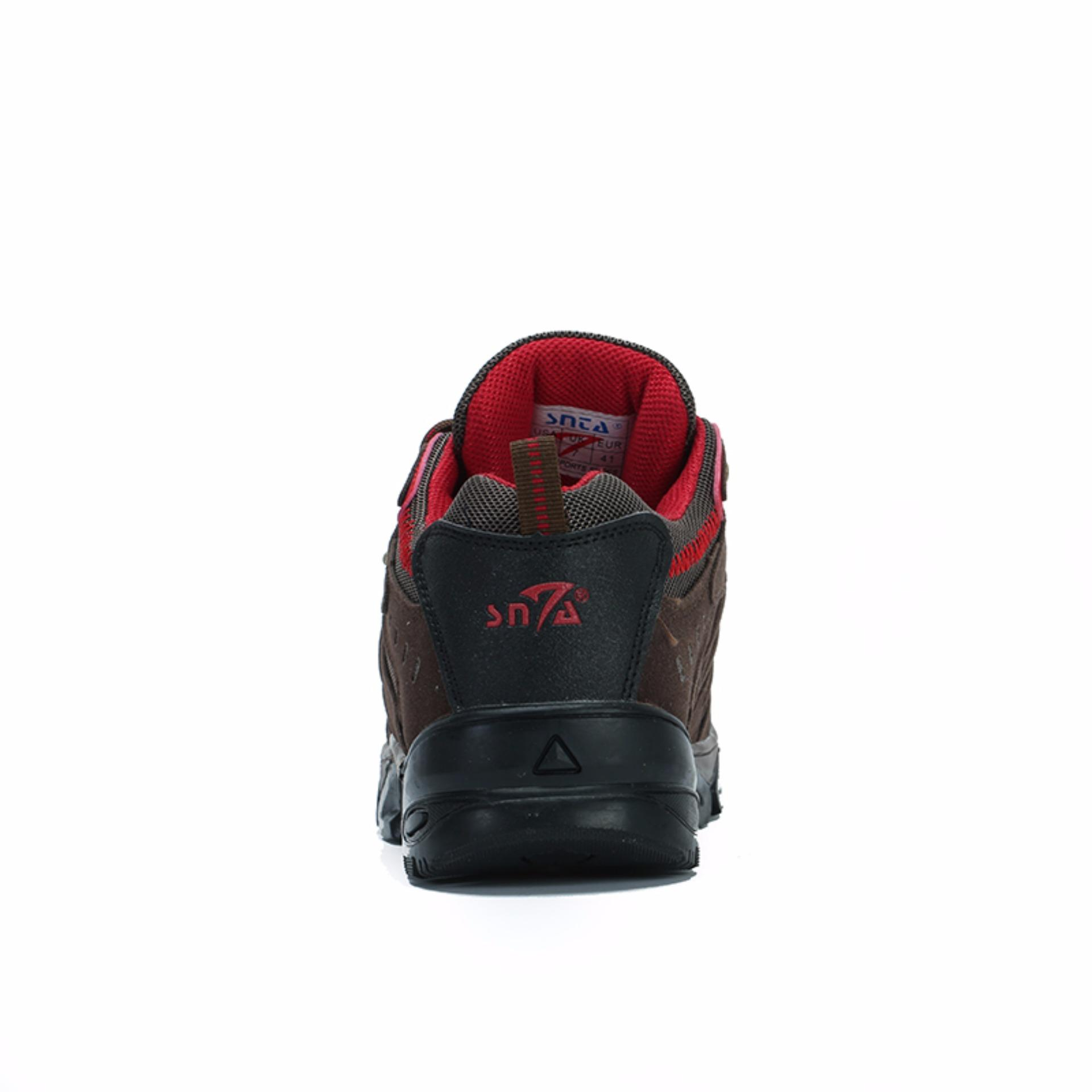 Snta Sepatu Hiking Outdoor Gunung 429 Cokelat Orange 467 Series Trekking 431 Merah