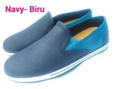 Sepatu Karet Pria New Era Aneka Warna