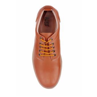Sepatu Pria Kasual TAN Trendi Best Seller - 3