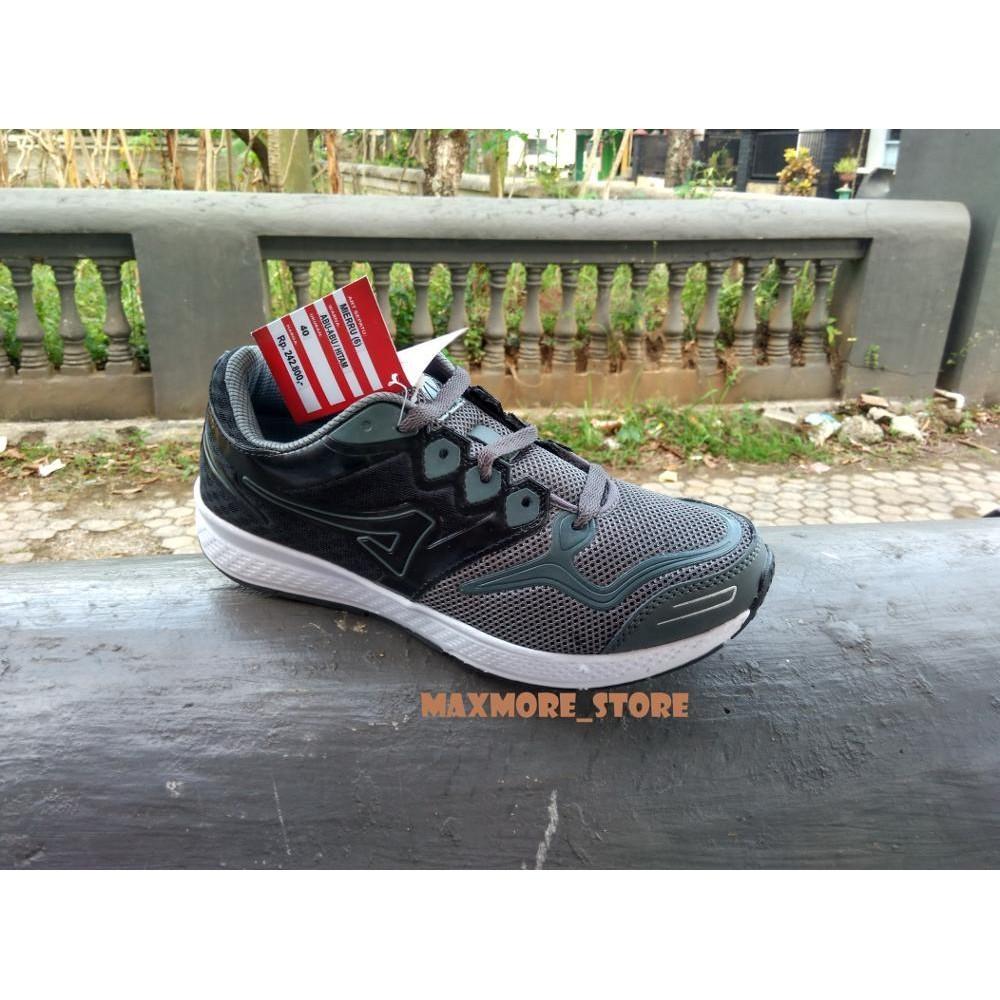 Jual Beli Sepatu Pria Olahraga Ardiles Mierru Hitam Belanja Running Sport Edith Sb 37 40 Pencarian