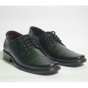 Cek Harga Baru Sepatu Pria Pantofel Formal Kulit Asli Tali Kode 190 ... 03e0fb86f4