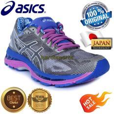 Sepatu Running Asics Gel Nimbus 19 Lite Show