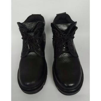 Sepatu Safety Capello Hitam - 4 .