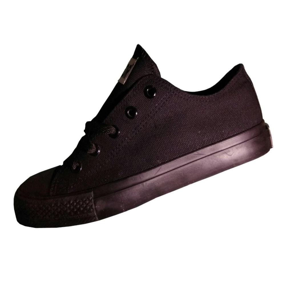 Warrior Sparta High Cut Sepatu Sekolah Hitam Spec Dan Daftar Harga Sneaker Mono Lc