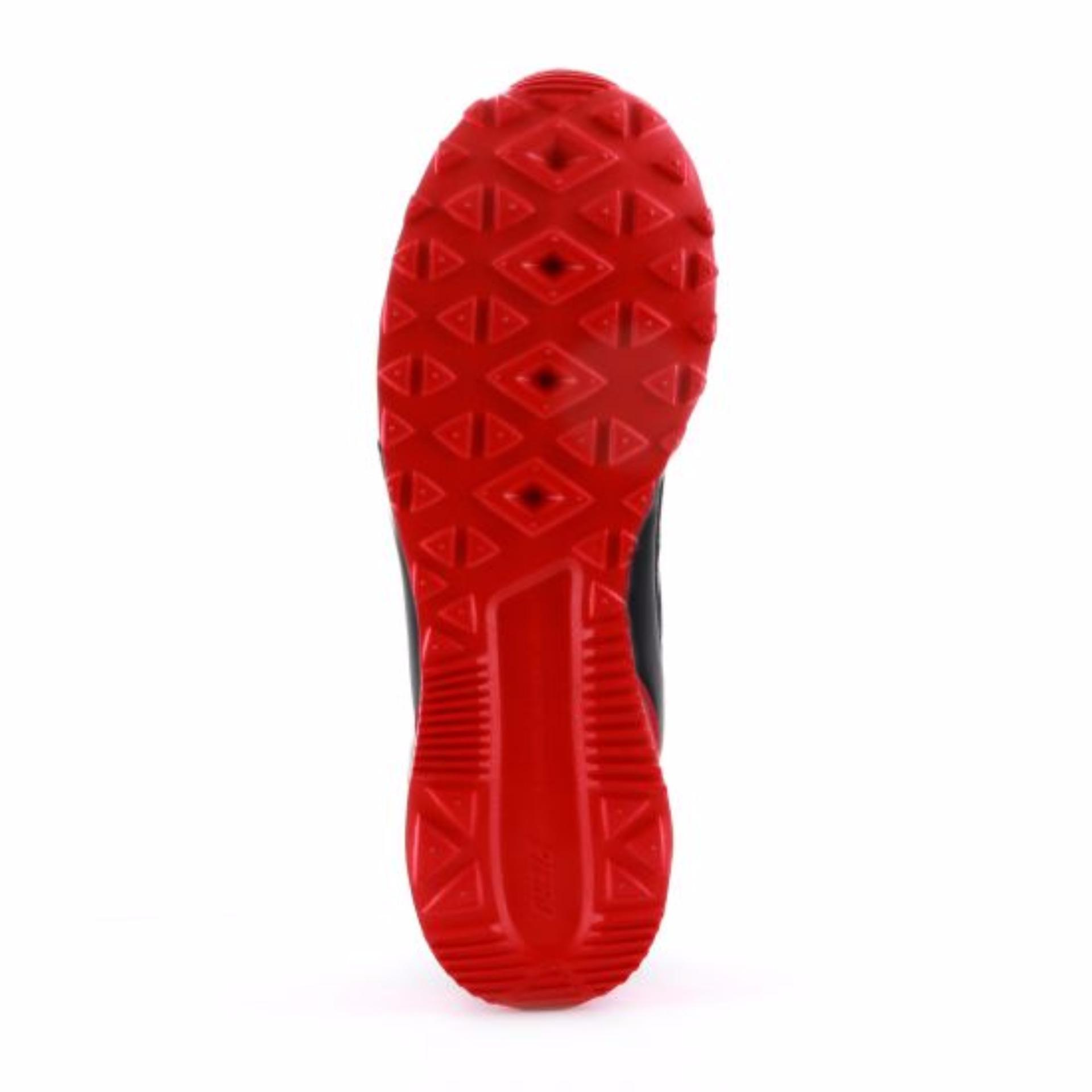 Anggaran Terbaik Sepatu Sneakers Piero Tracker Hitam Murah Eva Trainer Dark Pack