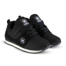 Sepatu VR 418 Sepatu Sneakers Kets dan Kasual Anak bisa untuk olahraga sekolah Jalan - Hitam