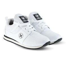 Sepatu VR 419 Sepatu Sneakers Kets dan Kasual Anak bisa untuk olahraga sekolah Jalan - Putih