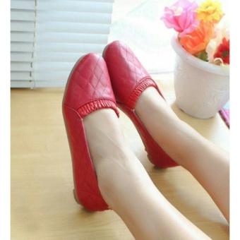 Sepatu Wanita Flatshoes Canel BLD04 - 4 .