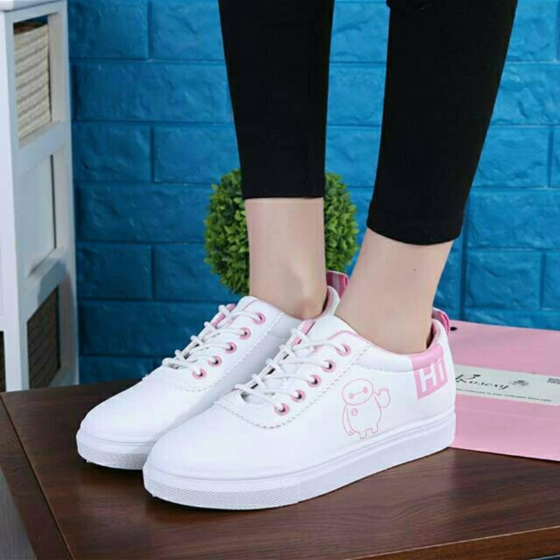 Ellen Grosir Sneaker Wanita Dov 01 Abu Abu - Cek Harga Terkini dan ... 9921107a56