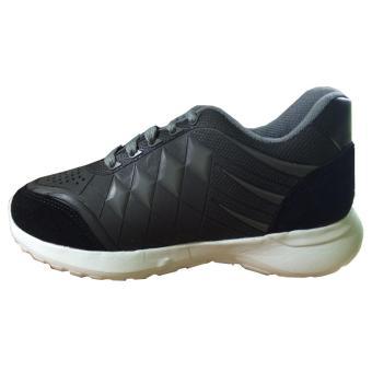 Shoes Dept Sepatu Sneakers Pria / Sepatu Sport / Sepatu Running / Sepatu Casual Pria - Hitam - 2