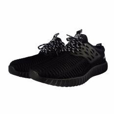 Sneakers Pria Import Korea 271 Black