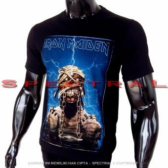 Kaos Nirvana 40 Kaos Premium Source · Spectral Kaos Distro T Shirt Fashion 100 Cotton Combed