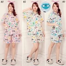 ... 168 Collection Stelan Baju Tidur Softnes Atasan Celana Multicolor Source Stelan Baju Tidur Piyama Atasan Dan