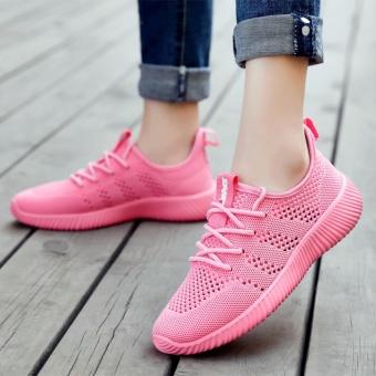2018 wanita fashion baru Olahraga Sepatu kasual wanita Sepatu Lari