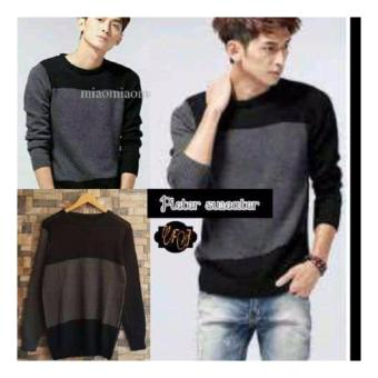 sweater rajut pria -Pieter sweater-rajut tribal