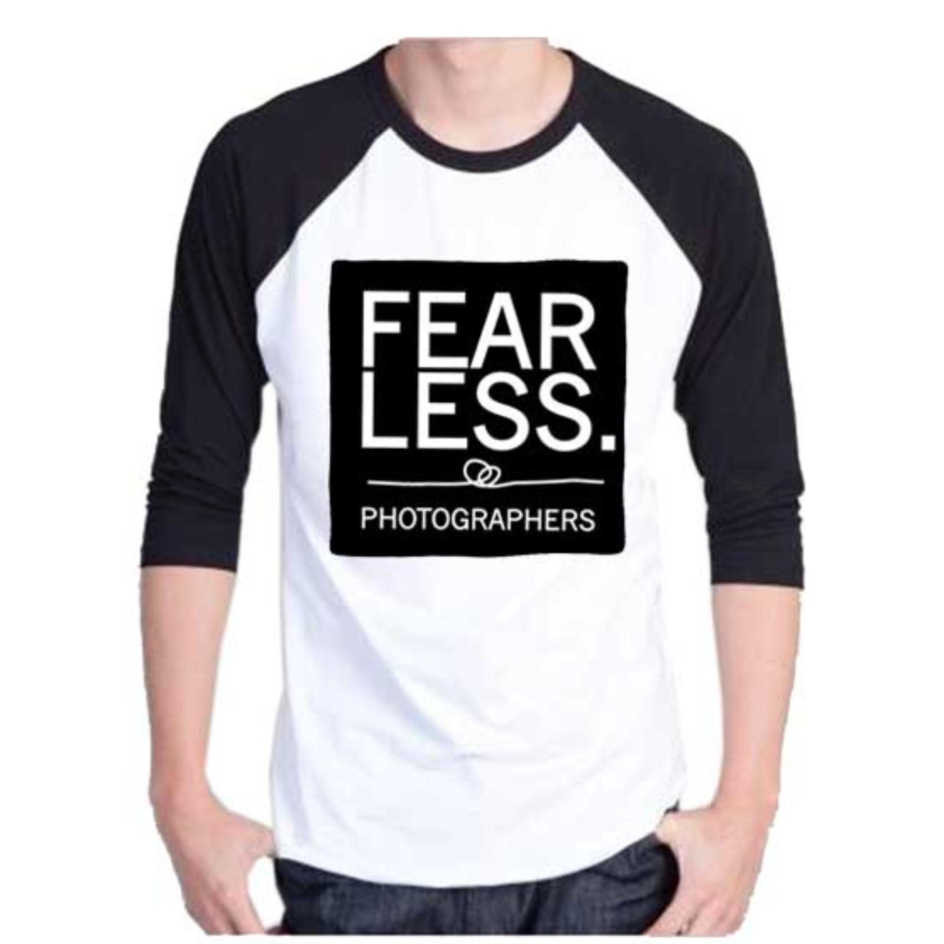 Sz Graphics T Shirt Pria Kaos Fashion Xtraordinary Obl Tshirt 238780061 Hitam Flash Sale Raglan Fearless Photographer
