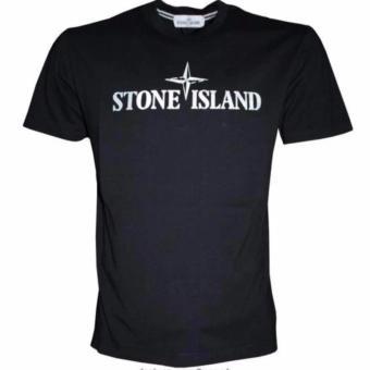 harga T-Shirt Stone Island - Hitam Lazada.co.id