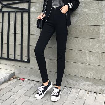 Pelacakan Harga Tambah Beludru Perempuan Pakaian Luar Baru Celana Panjang Musim Gugur Dan .