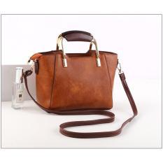 Tas Fashion 205# Import  Bag Wanita Korean Style - Coklat