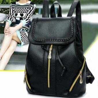 Cek Harga Baru Tas Backpack Wanita Ransel Korea Import Modis Casual ... 262b8db299