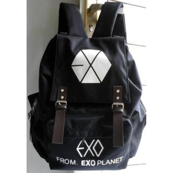 tas ransel exo planet kpop multi backpack korean