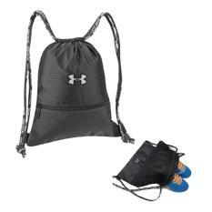 Tas Ransel Olahraga UA Sporty Drawstring Bag - Black