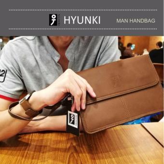 Tas Tangan Pria Handbag Cowo Clutch Bag Ishiya Hyunki