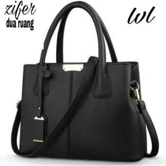 Tas Wanita Trendy Lestari Fashion Ts&B 020 zifer Black